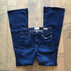 Frame Denim Le High Flare